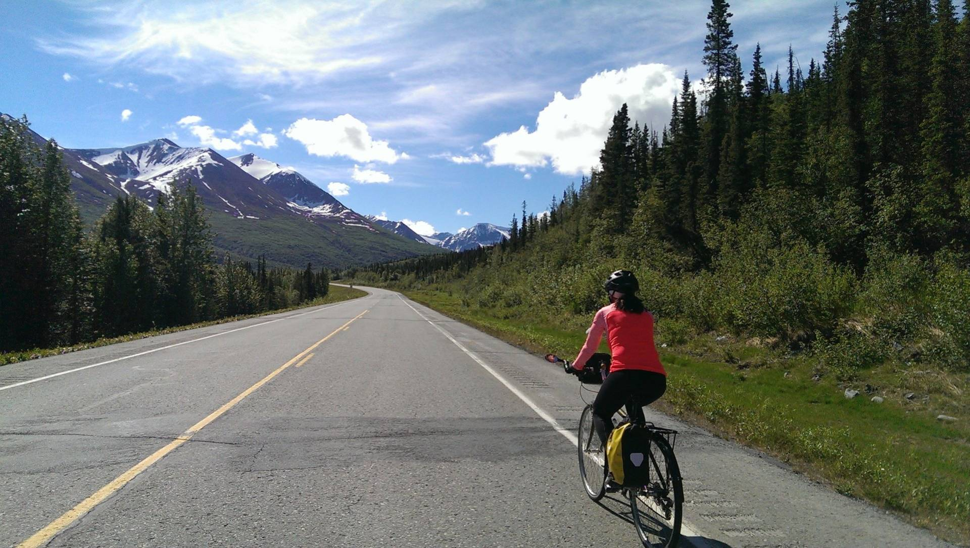 T bicycleAlaska 1